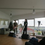 Office Talent Show, 13-12-2012 (pic courtesy of Andrew Bisson)