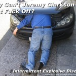 Why Can't Jeremy Clarkson Just Fuck Off?