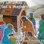 Merry Christmas (God Is Imaginary)