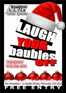 Laugh Your Baubles Off